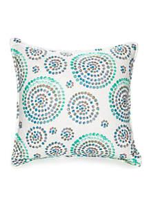 Palmer Square Decorative Pillow