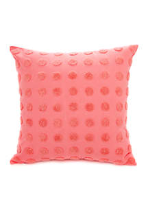 Pom Throw Pillow