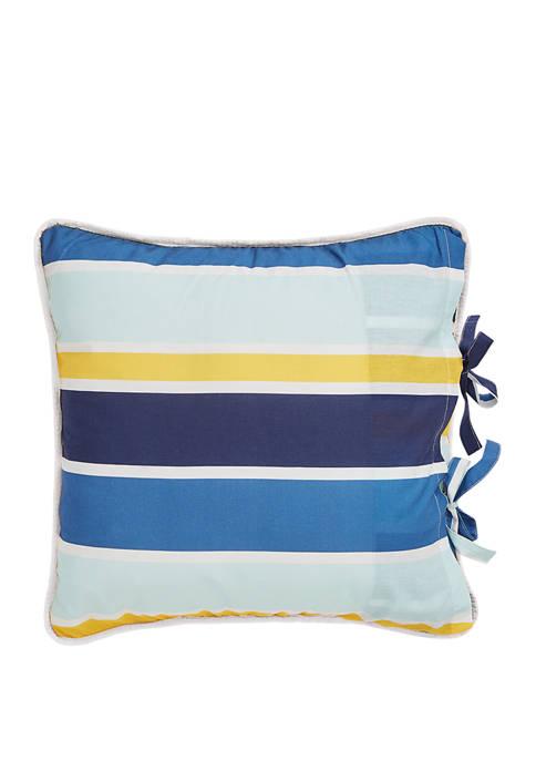 Crown & Ivy™ Beach Blues Throw Pillow