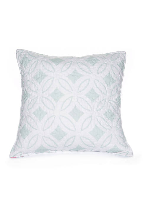 Crown & Ivy™ Pineapple Matchback Throw Pillow