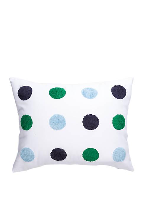 Tori Pom Pillow