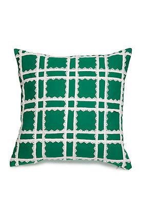 Whitney Lace Throw Pillow