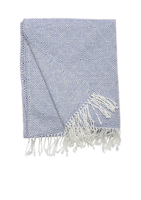 Crown & Ivy™ Gabi Geo Throw
