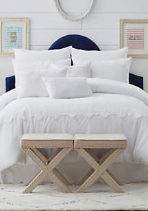 Rhett Eyelet Comforter Set