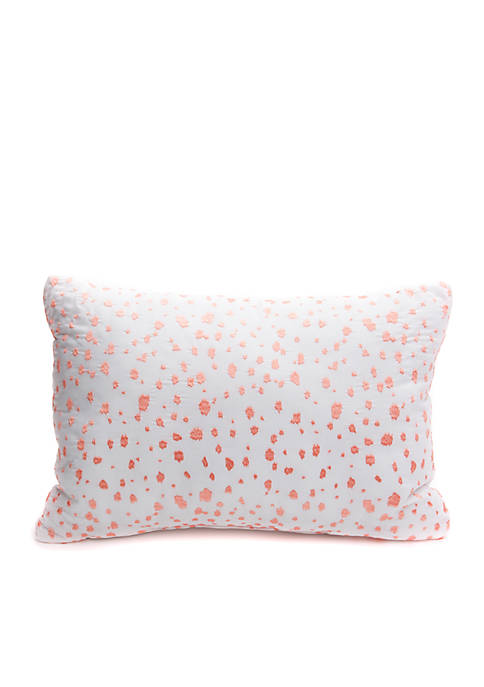 Crown & Ivy™ Alston Dalmatian Dot Boudoir Pillow