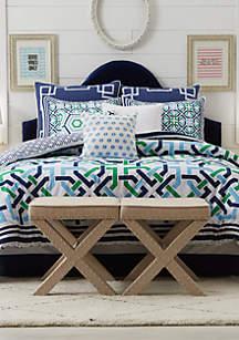 Crown & Ivy™ Reece Comforter Set