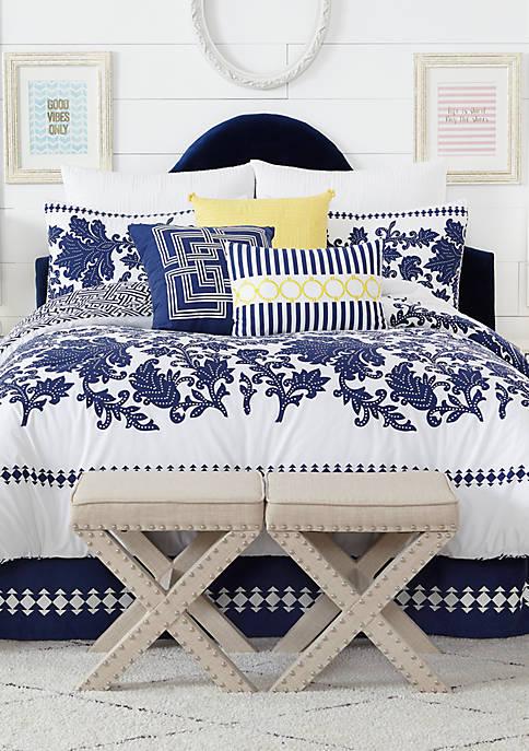 Crown & Ivy™ Avery Comforter Set