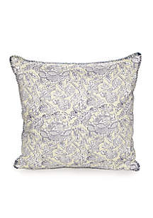 Crown & Ivy™ Drayton Whipstitch Decorative Pillow