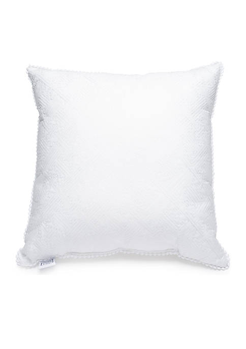 Reece Quilted Throw Pillow