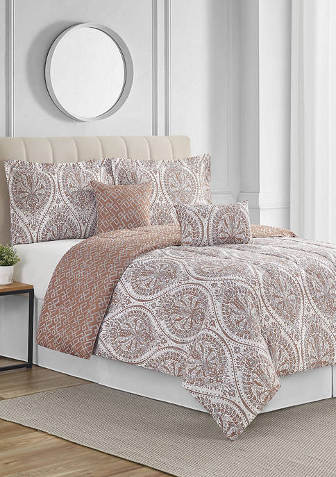 6 Piece Bedding Set