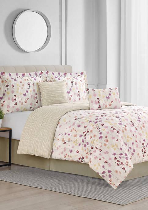 Celeste 6 Piece Comforter Set