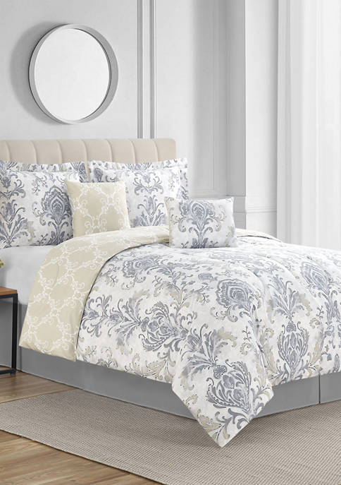 Obidos 6 Piece Comforter Set