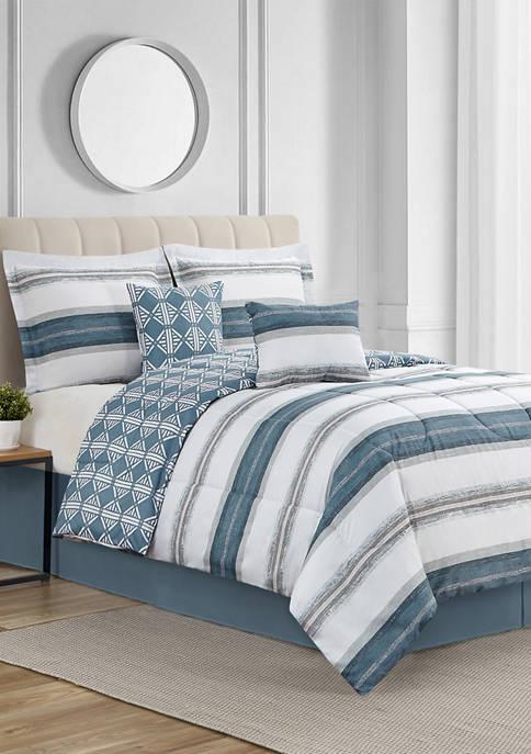 Gorham 6 Piece Comforter Set