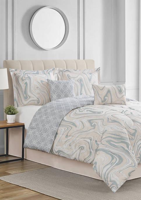 Sunnira 6-Piece Comforter Set