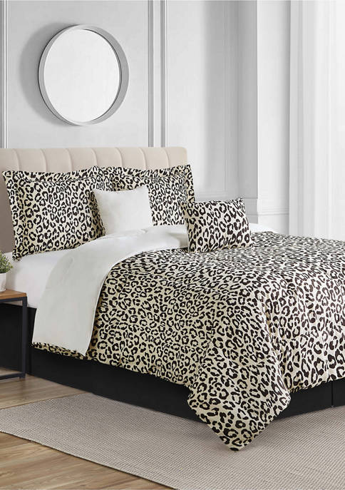 Modern. Southern. Home.™ Amur Animal Reversible Comforter Set