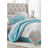 Deals on Modern. Southern. Home. Seaesta 6-Piece Comforter Bed-In-A-Bag