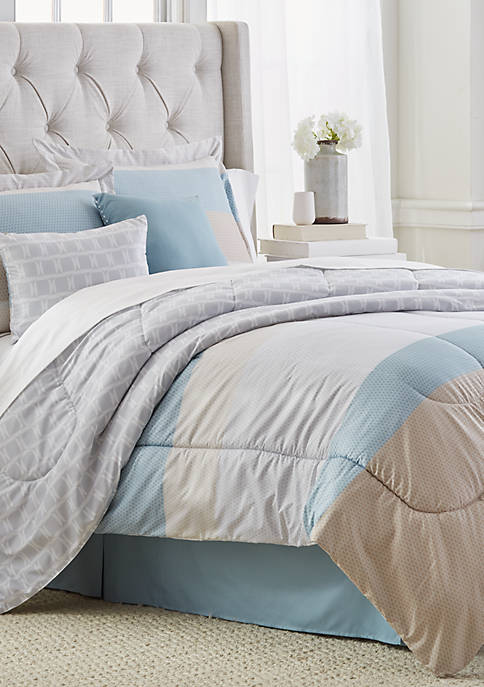 Modern. Southern. Home.™ Vincent 6-Piece Bed-In-A-Bag Comforter