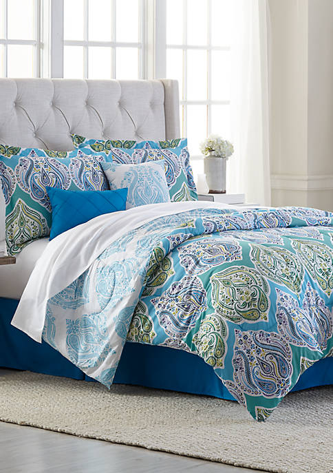 Modern. Southern. Home.™ Tabia 6 Piece Comforter Bed