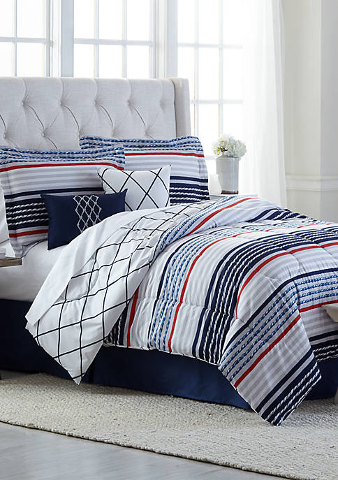 Modern. Southern. Home.™ Aiden 6 Piece Comforter Bed