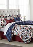 Bernette Reversible 6 Piece Comforter Set