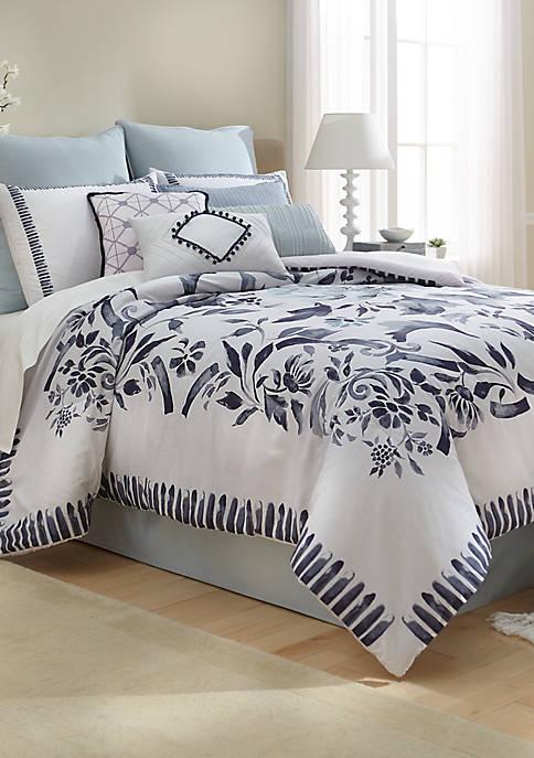 Coleen 10-Piece Comforter Bed-In-A-Bag