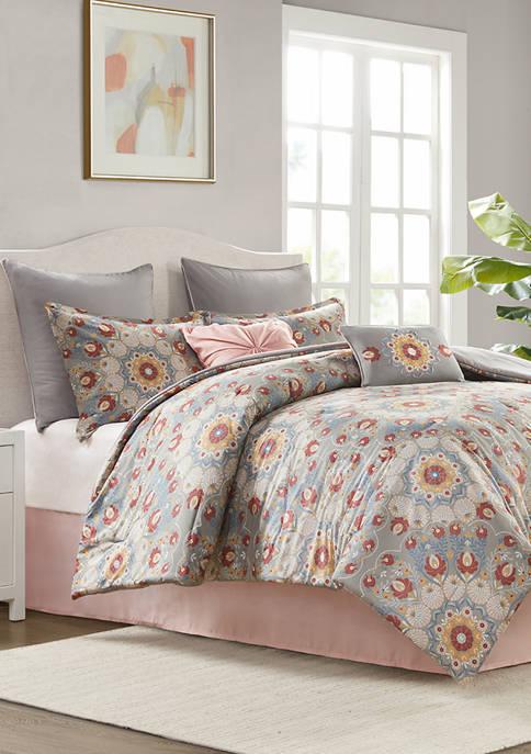 Winona 8 Piece Comforter Set