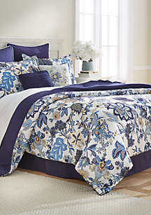 Cathleen 8-Piece Comforter Bed-In-A-Bag