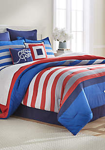 Modern. Southern. Home.™ Jetty 8-Piece Comforter Bed-In-A-Bag