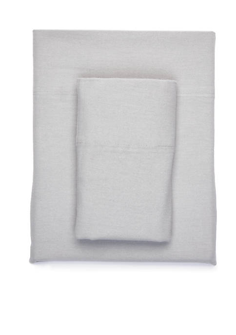 Modern. Southern. Home.™ Solid Flannel Sheet Set