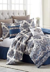 Loretta 8-Piece Comforter Bed-In-A-Bag