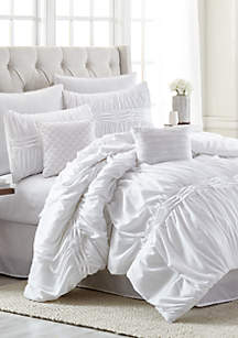 Claire 8-Piece Comforter Bed-In-A-Bag