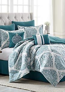 Oakley 8-Piece Comforter Bed-In-A-Bag