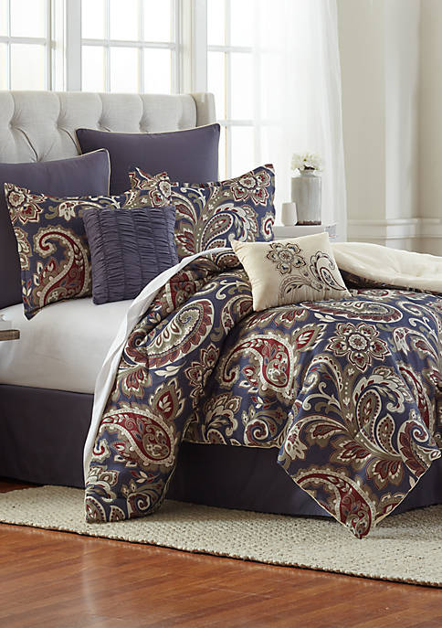 Modern. Southern. Home.™ Delfina 8-Piece Comforter Bed-in-a-Bag
