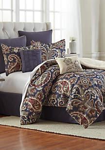 Delfina 8-Piece Comforter Bed-in-a-Bag