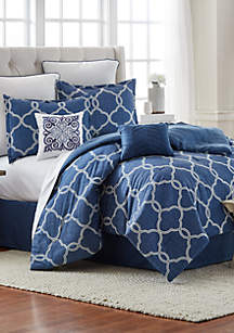 Modern. Southern. Home.™ Fae 8-Piece Comforter Bed-in-a-Bag