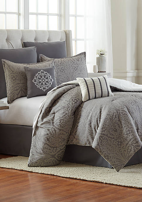 Modern. Southern. Home.™ 8-Piece Christina Comforter Bed-In-A-Bag