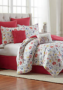 Madeira 8-Piece Comforter Bed-In-A-Bag