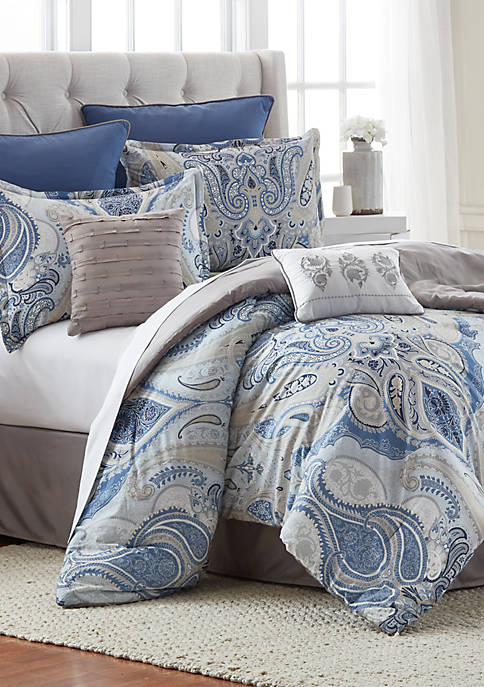 Modern. Southern. Home.™ Pearl 8-Piece Comforter Set
