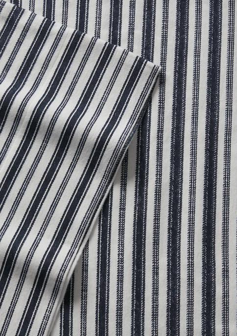 Stripe Flannel Sheet Set