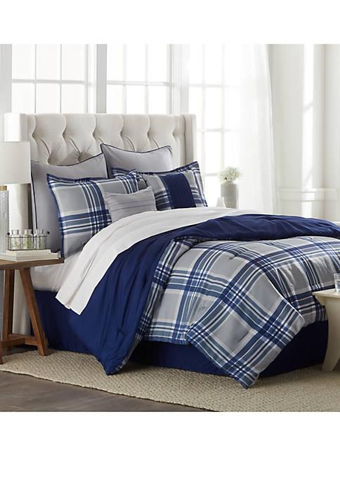 Tucker 8 Piece Comforter Bed in a Bag