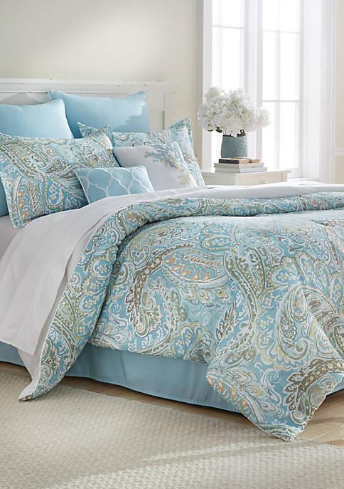 Modern Southern Home Grace 8 Piece Comforter Bed In A Bag Belk