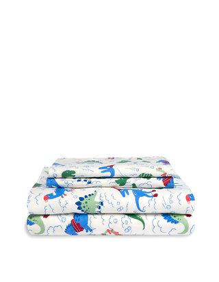 Modern Southern Home Dinosaur Printed Flannel Sheet Set Belk