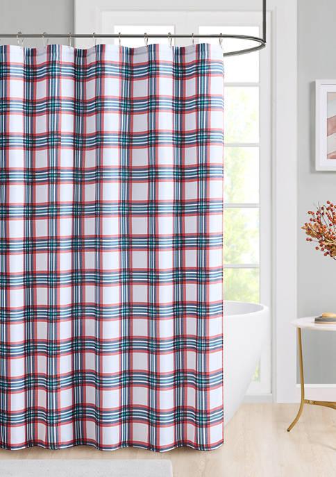 Modern. Southern. Home.™ Plaid Shower Curtain