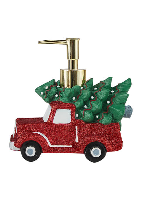 Holiday Truck Lotion Pump