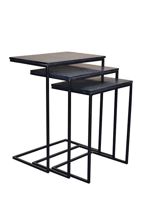 Haven Home Décor Slate Nested Tables
