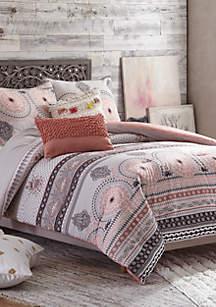 Suzani Comforter Set