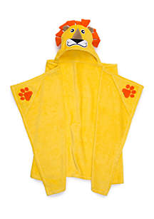 Lion Hooded Bath Towel