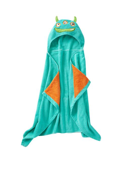 Hooded Towel Monster