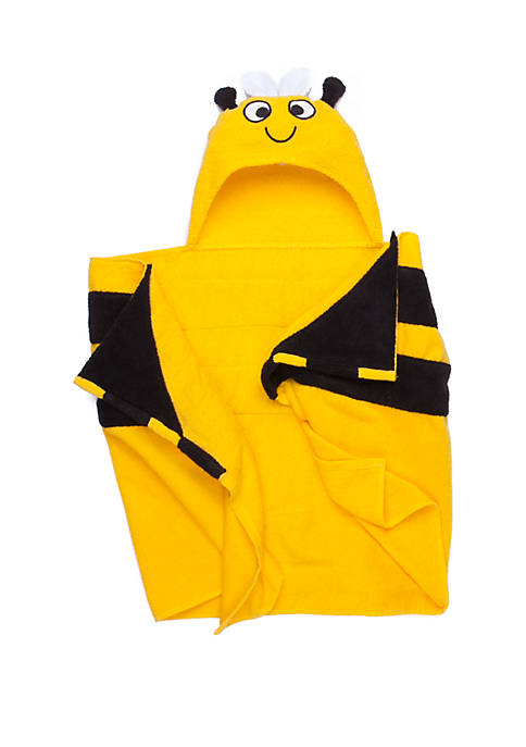 Hooded Bumble Bee Towel