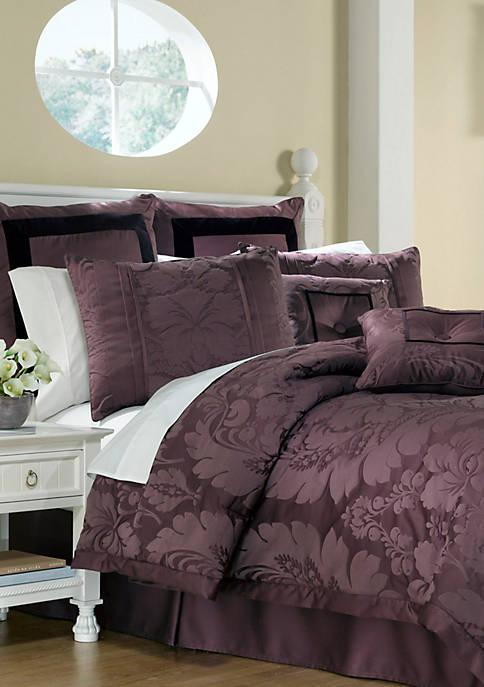 Lorenzo 8 Piece Comforter Set